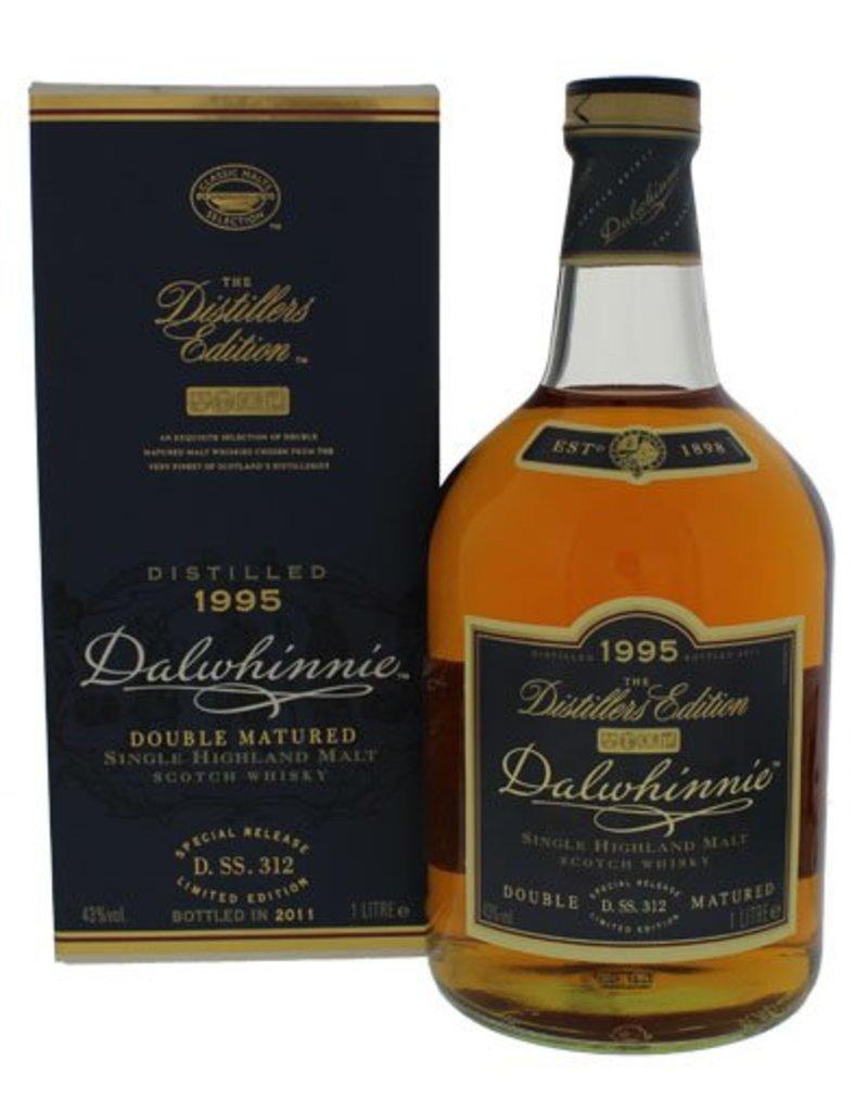 Dalwhinnie Dalwhinnie Distillers Edition 1995 1 Liter Gift box
