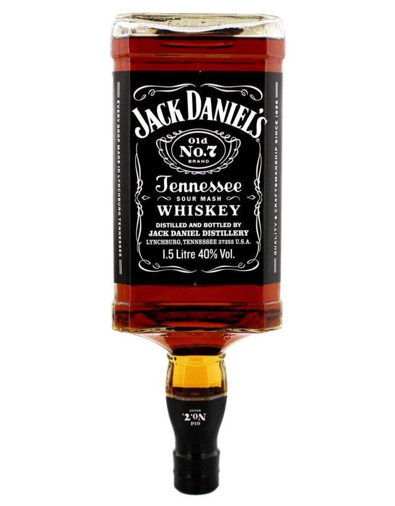 jack daniels jack daniels black 1 5l 40 0 alcohol luxurious drinks. Black Bedroom Furniture Sets. Home Design Ideas