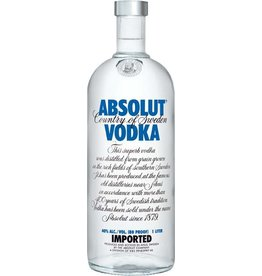 Absolut Vodka Blue 1000ml