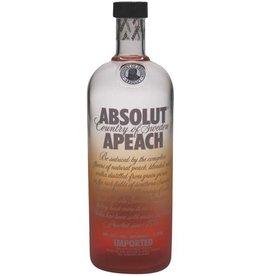 Absolut Vodka Apeach 1,0L