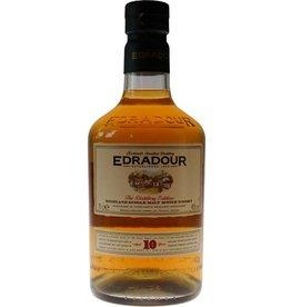 Edradour 10 Years Old Malt Whisky 700ml Gift box