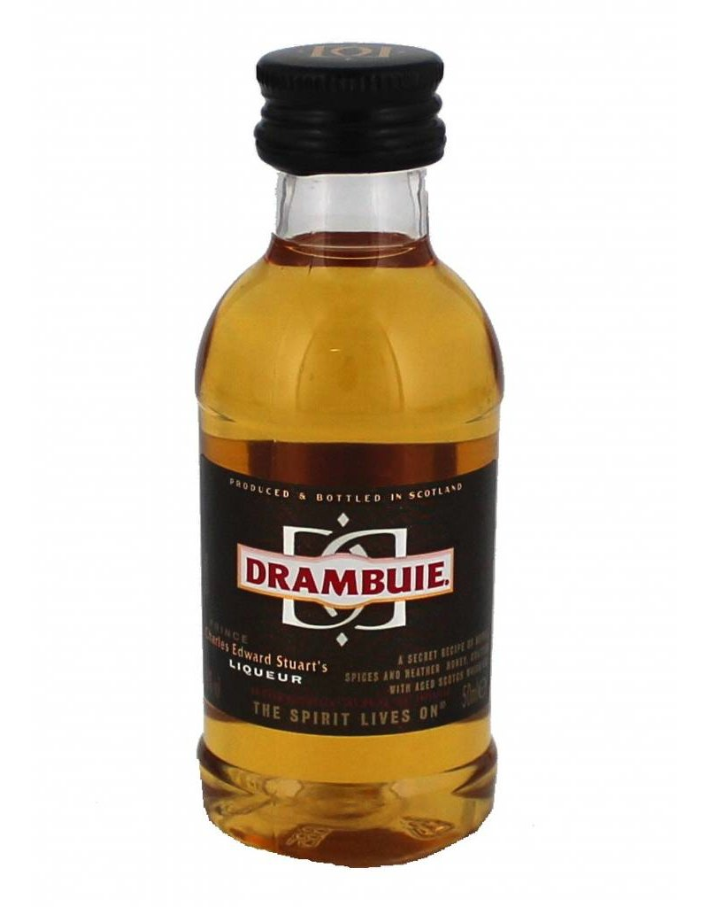 Drambuie Drambuie Miniatures 0,05L PET 40,0% Alcohol