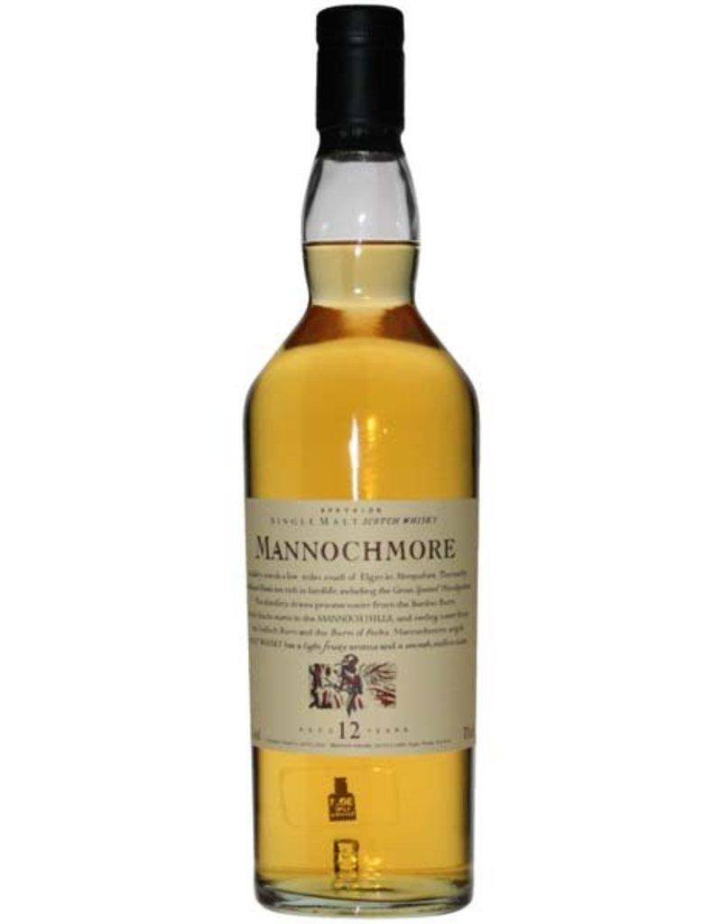 Manochmore Manochmore 12 years old 0,7L 43,0% Alcohol