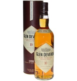 Glen Deveron 10 Years Old Malt Whisky 700ml Gift box