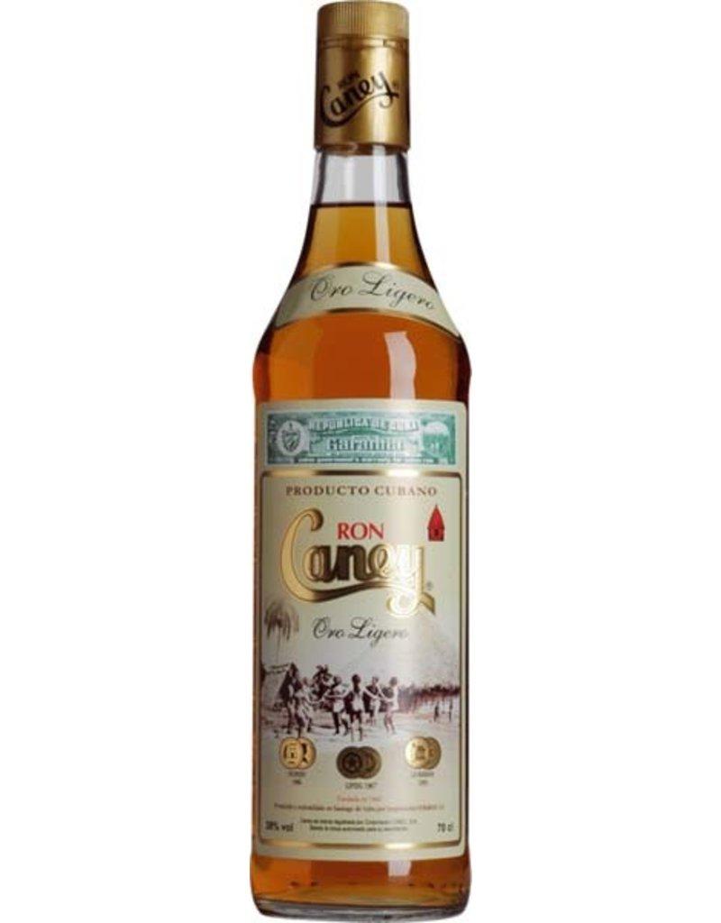 Caney 700 ml Rum  Caney Oro Ligero 5 Anjos - Cuba
