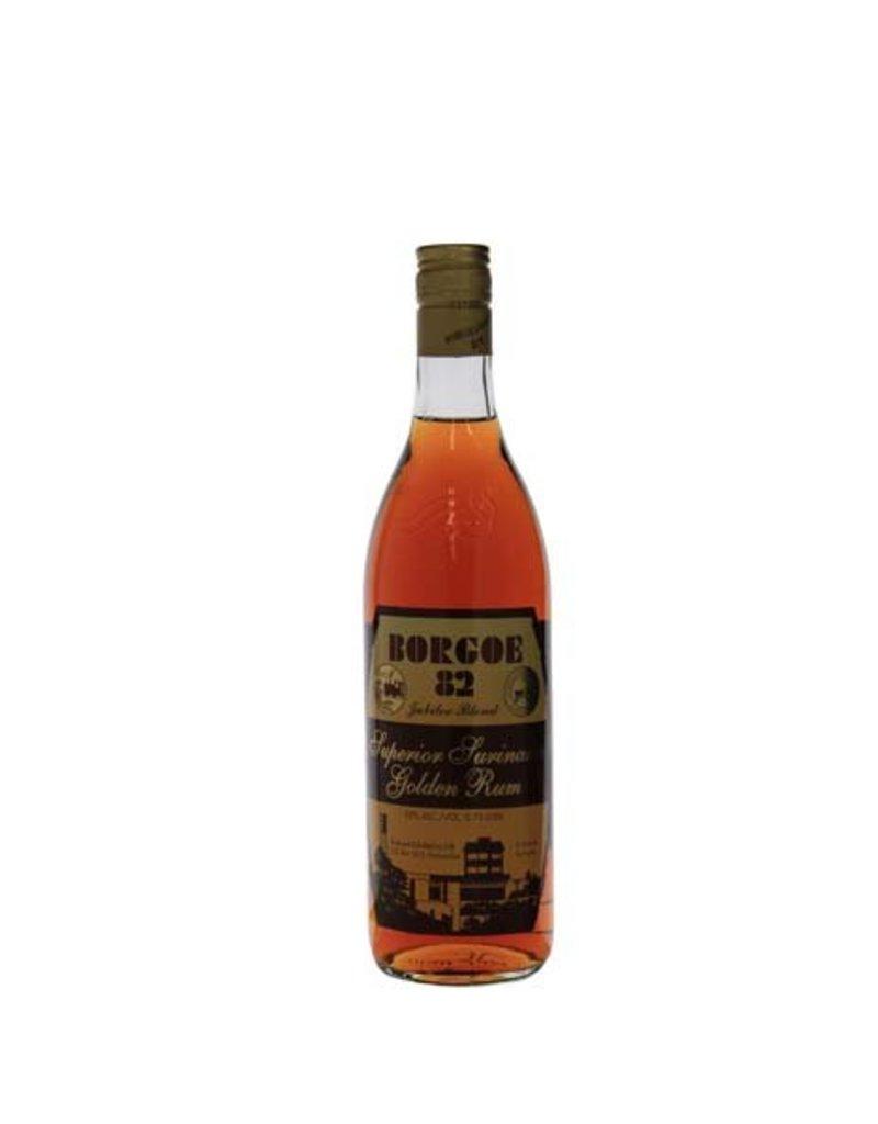 Borgoe 700 ml Rum Borgoe 82 - Suriname