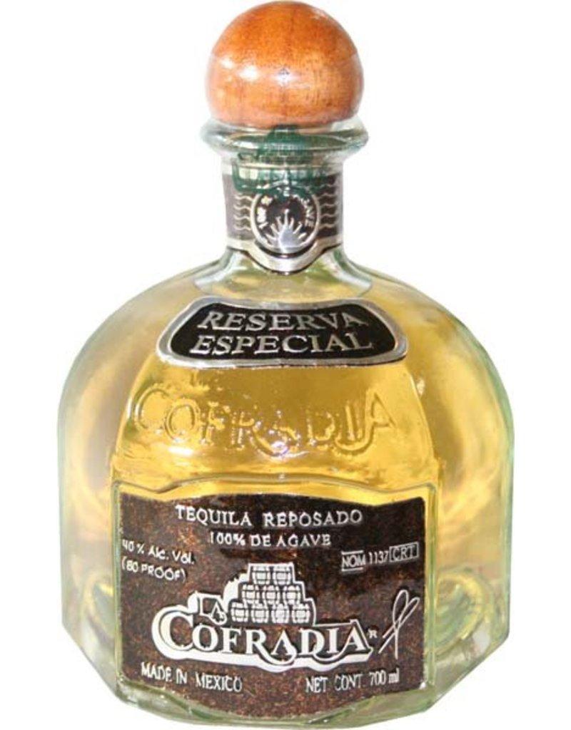 La Cofradia 700 ml Tequila La Cofradia Reposado 100% Agave - Mexico