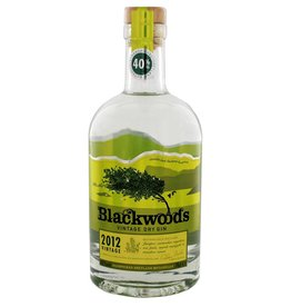 Blackwoods Vintage Dry Gin 700ml