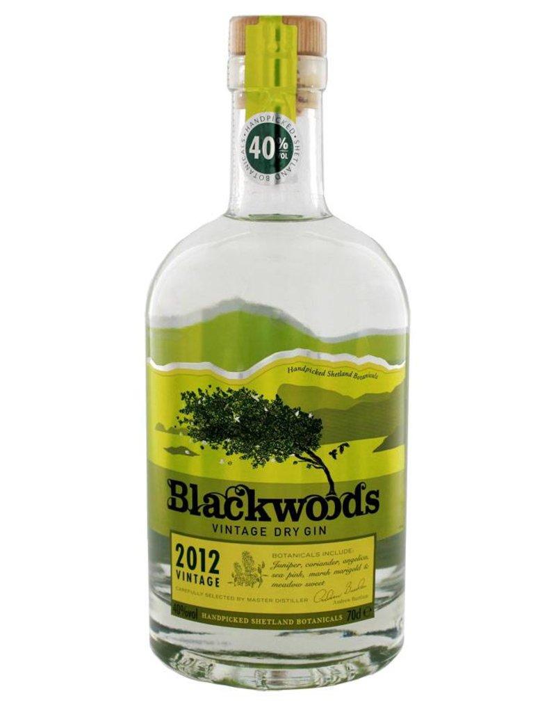 Blackwoods Blackwoods Vintage Dry Gin 700ml 60,0% Alcohol