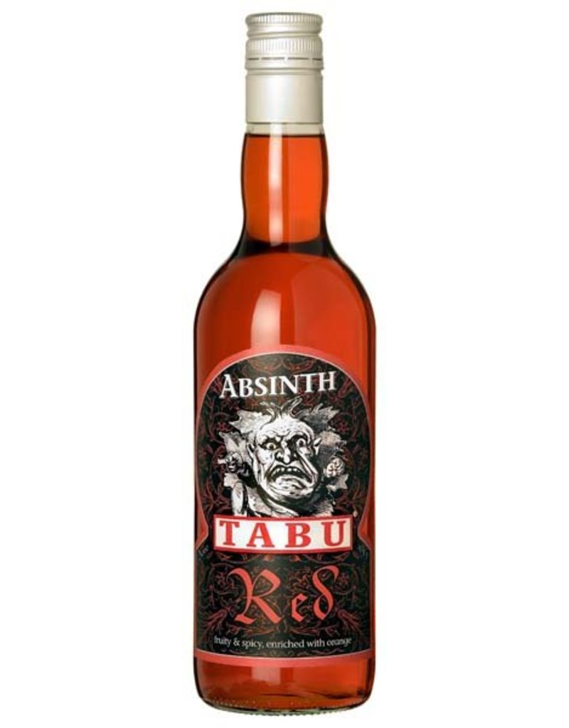 Tabu 700 ml Absint Tabu Red