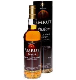 Amrut Fusion Malt Whisky 700ml Gift box