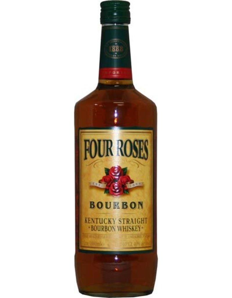 Four Roses 1000 ml Bourbon Whiskey Four Roses