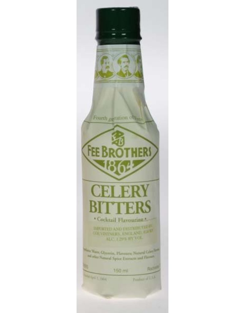 Fee Brothers 150 ml Fee Brothers Celery Bitters - USA