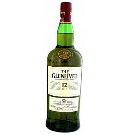 Glenlivet The Glenlivet 12 Years Old Malt Whisky 1 Liter Gift box