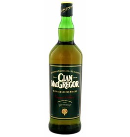 Clan McGregor Whisky Clan McGregor Blended Whisky