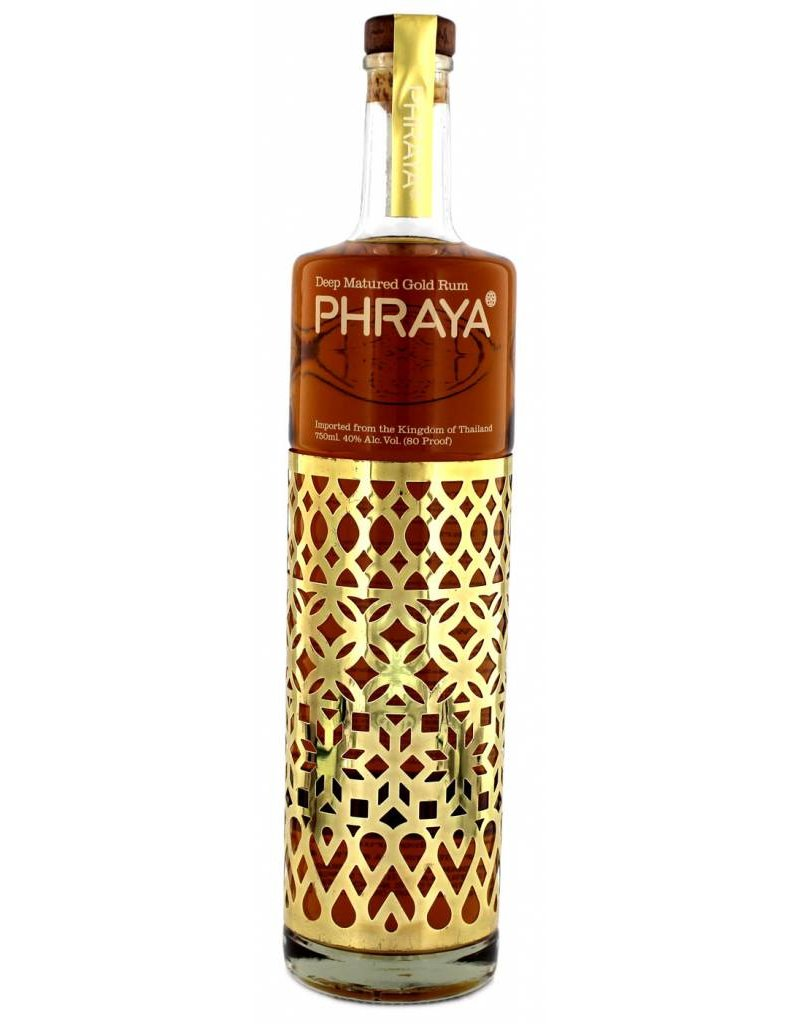 Phraya Phraya Gold Rum 0,75L -US- 40,0% Alcohol