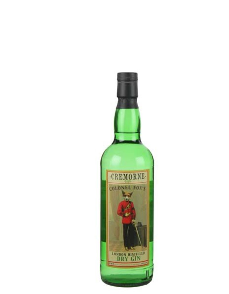 Cremorne 1859 Colonel Fox Dry Gin 70 cl