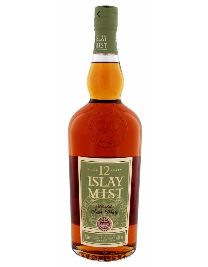 Islay Mist 12 Years Old 1 Liter Gift box