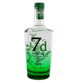 7d Essential London Dry Gin 700ml Gift box