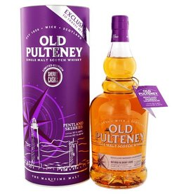 Old Pulteney Old Pulteney Pentland Skerries 1 Liter Gift box