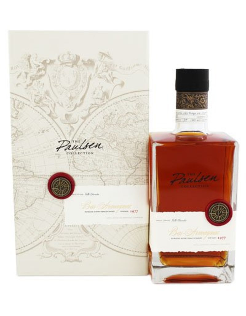 The Paulsen Collection Bas-Armagnac 30 Years Old 1977 700ml Gift box