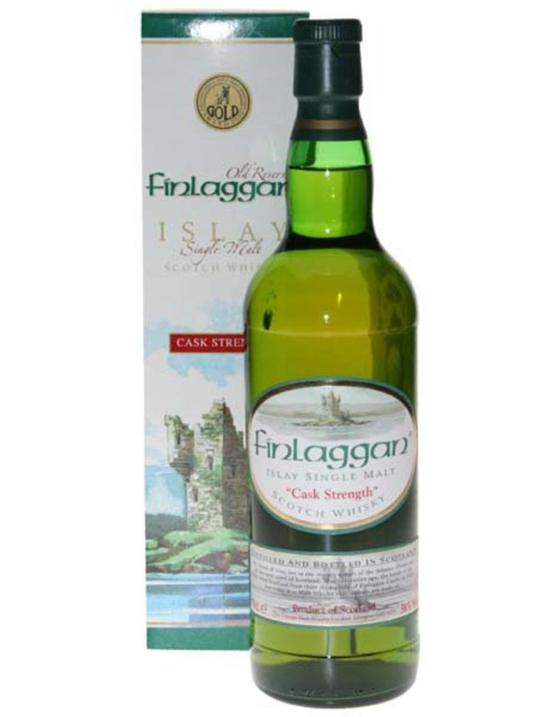 Finlaggan Finlaggan Old Reserve Cask Strength 700ml Gift box