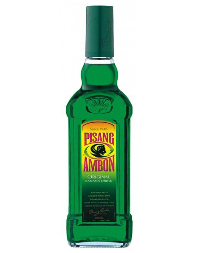 Pisang ambon 1 0l 20 0 alcohol luxurious drinks for Cocktail pisang