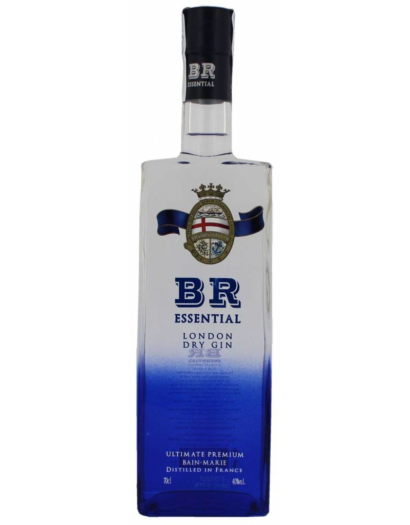 BR Essential London Dry Gin 70 cl
