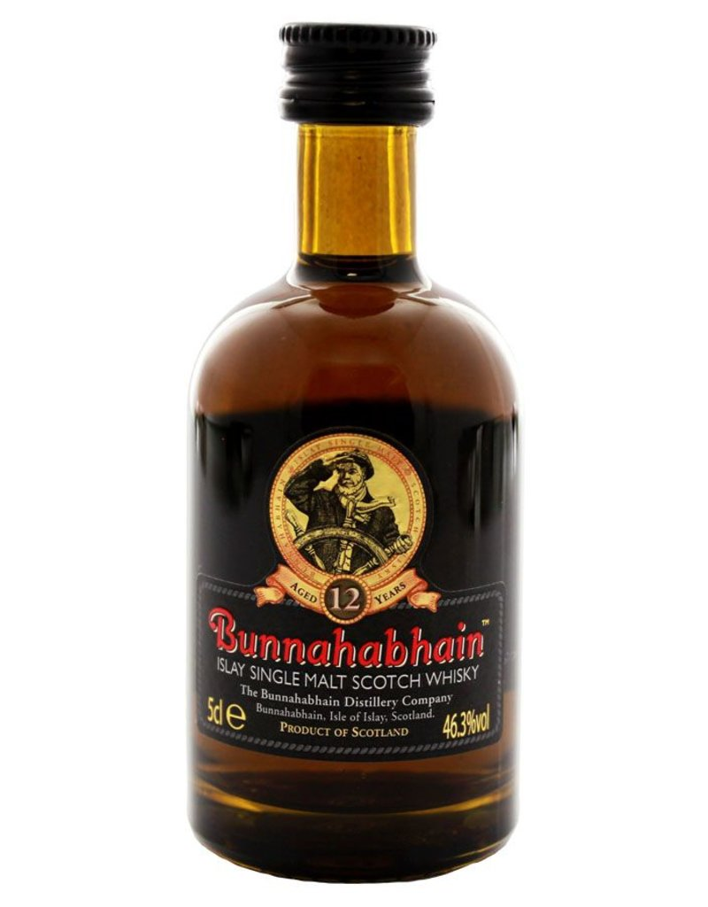 Bunnahabhain 12 Years Old Miniatures 50 ml