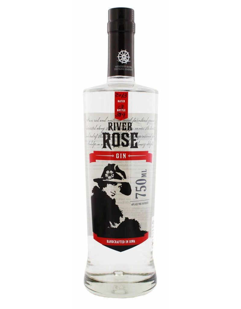 MRDC River Rose Gin 75 cl-US-