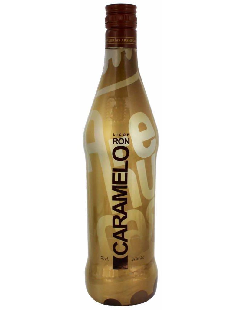 Arehucas Arehucas Licor Ron Caramelo 70 cl