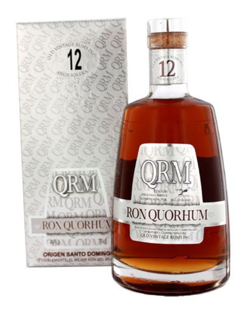 Quorhum 12 Years Old 700ml Gift box