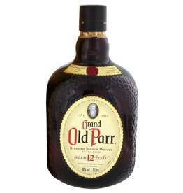 Old Parr 12 Years Old 1 Liter Gift box