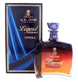A.E. Dor A.E. Dor Cognac Legend 700ml Gift box