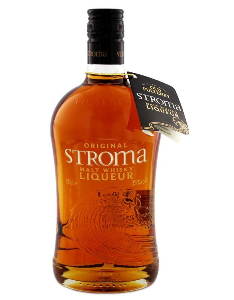 Old Pulteney Old Pulteney Stroma Malt Whisky Liqueur 50 cl