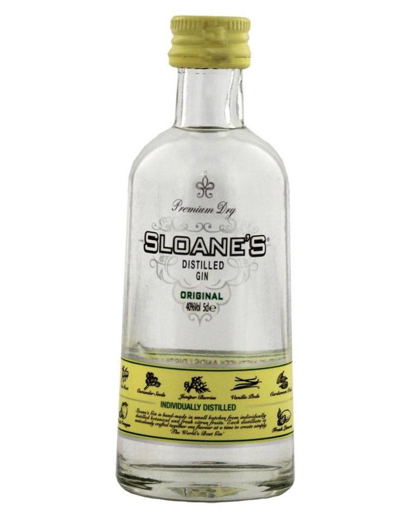 Sloanes Sloanes Dry Gin Miniatures 50 ml