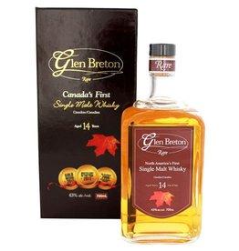Glen Breton 14YO Single Malt Whisky 700ml Gift box