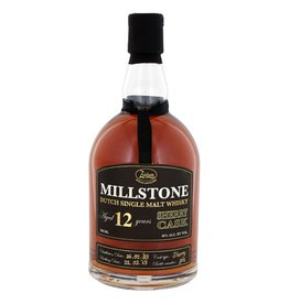 Zuidam Zuidam Millstone Malt Whisky 12 Years Old Sherry Cask 700ml Gift box