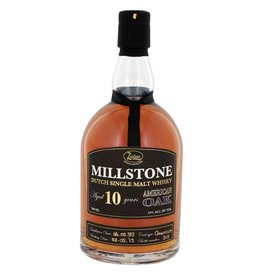 Zuidam Zuidam Millstone Malt Whisky 10 Years Old American Oak 700ml Gift box