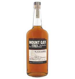 Mount Gay Black Barrel 1.0 liter