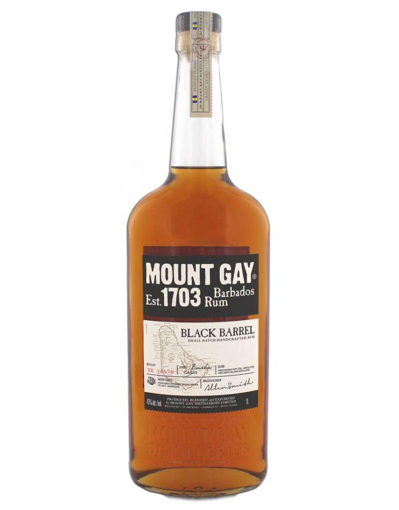Mount Gay Black Barrel 1.0 liter