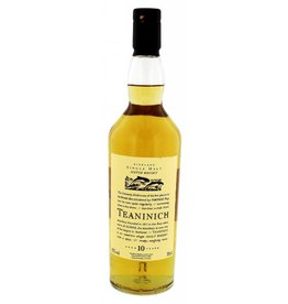 Teaninich Flora & Fauna Whisky 10 years old 0,7L