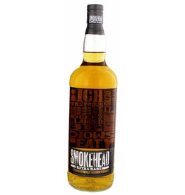 Smokehead Extra Rare 1 Liter Gift box