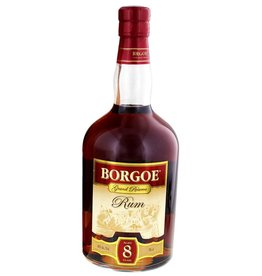 Borgoe Grand Reserve 8YO 700ml Gift box