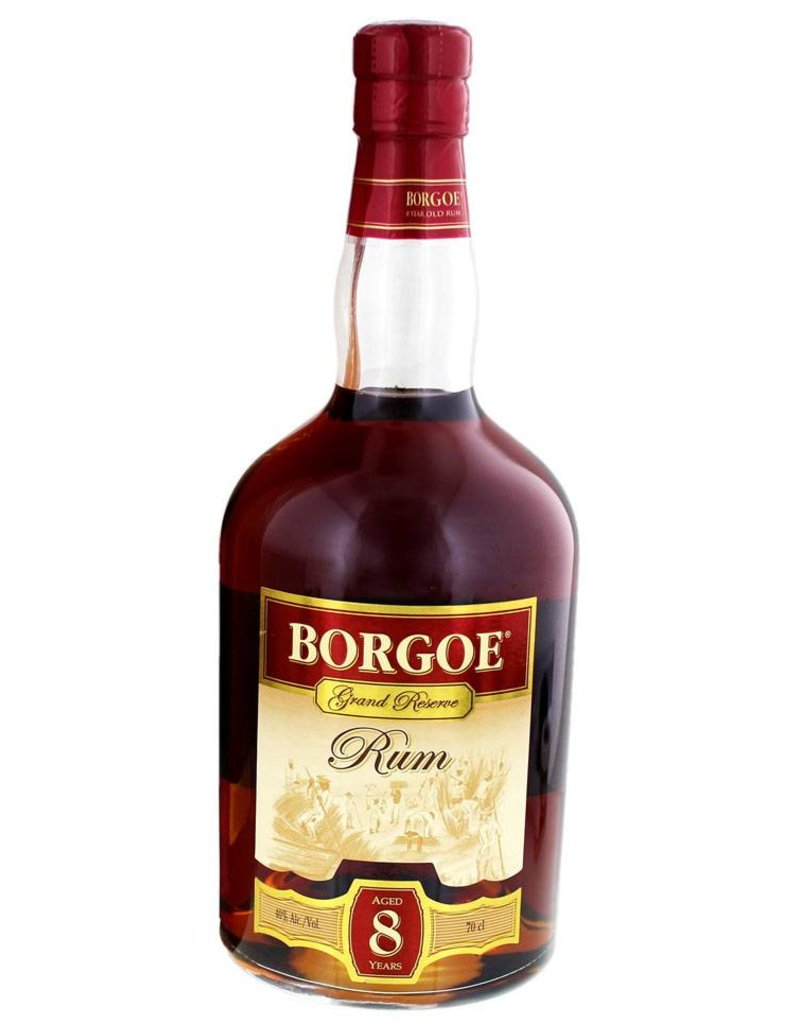 Borgoe Borgoe Grand Reserve 8YO 700ml Gift box