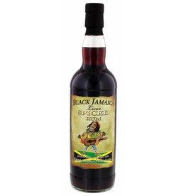 Black Jamaica Liqueur Spiced Rum 0,7L
