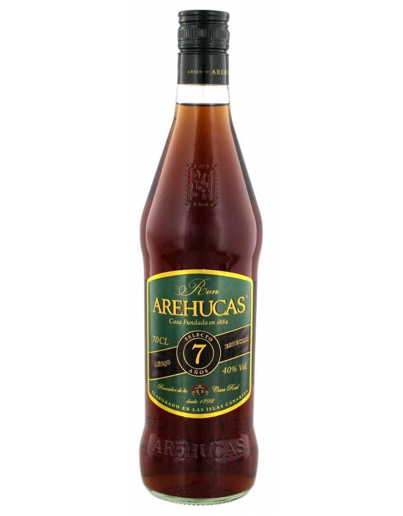 Arehucas 700 ml Rum Arehucas Ron Club 7