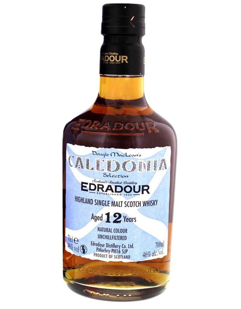 Edradour Edradour 12 Years Old Caledonia 700ml Gift box