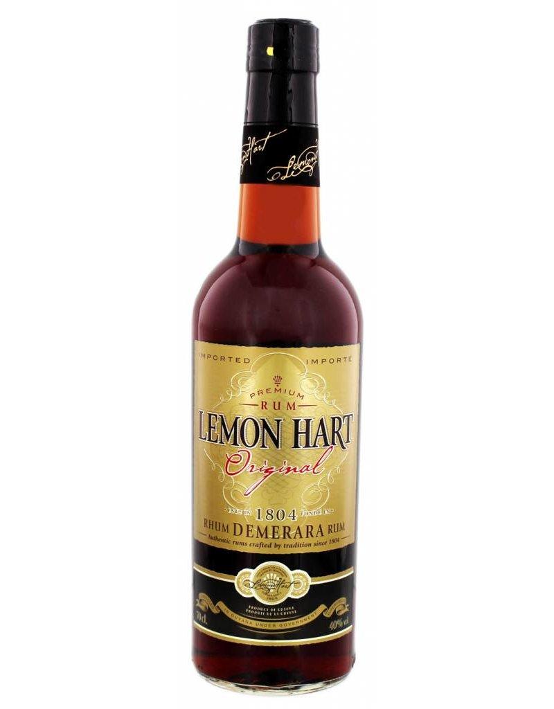 Lemon Hart Original 700ml 40,0% Alcohol