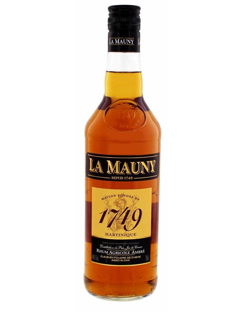 La Mauny 700 ml Rum La Mauny Eleve sous Bois - Martinique